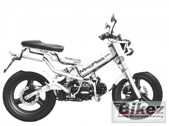 2007 Sachs MadAss 125 photo