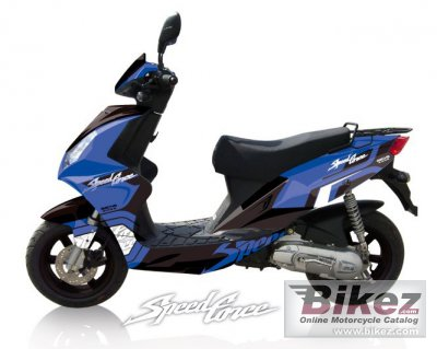 2007 sachs speedforce 50 specifications and pictures. Black Bedroom Furniture Sets. Home Design Ideas