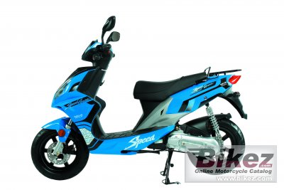 2008 sachs speedforce 50 specifications and pictures. Black Bedroom Furniture Sets. Home Design Ideas
