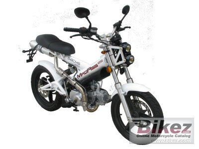 2011 sachs madass 125 specifications and pictures. Black Bedroom Furniture Sets. Home Design Ideas