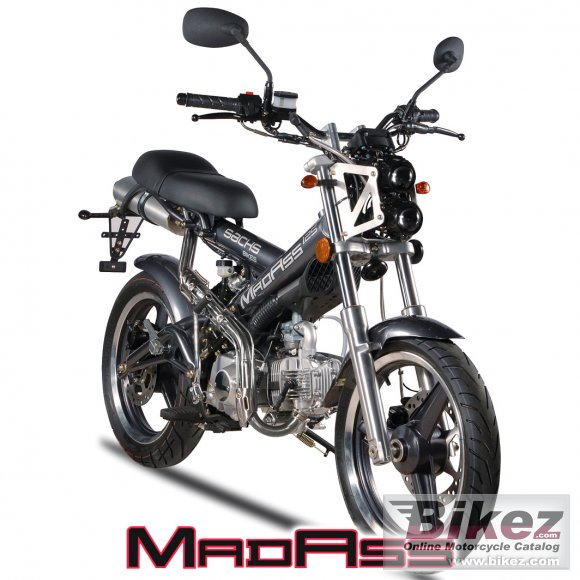 2012 Sachs MadAss 125 photo