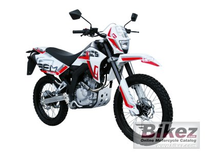 2014 Sachs ZX 125 Enduro photo