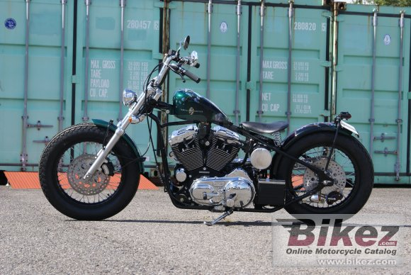 2009 Samurai Chopper Type 1