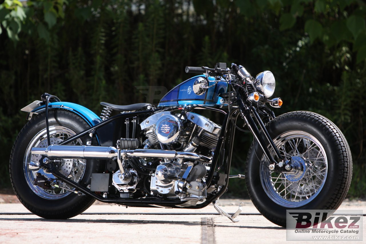 Samurai Chopper type 5 shovel