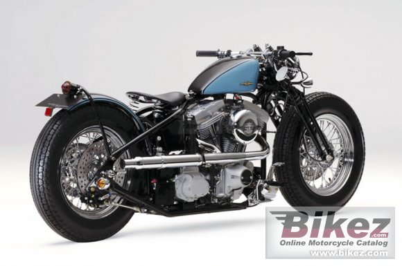 2011 Samurai Chopper Type 5 photo