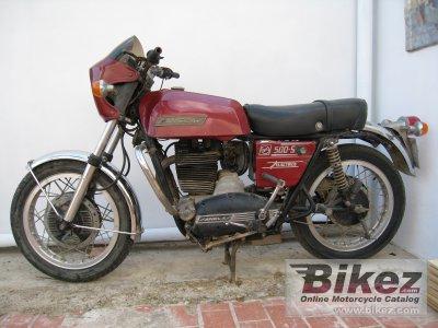 1976 Sanglas 500 S