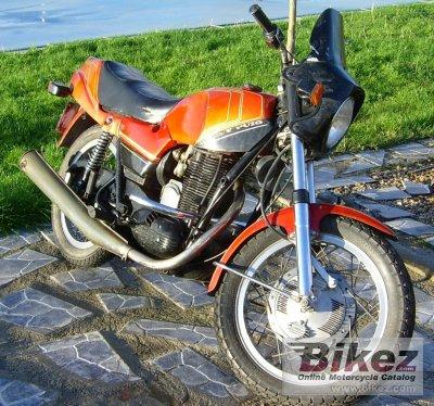 1978 Sanglas 400 F