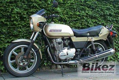 1979 Sanglas 400 Y