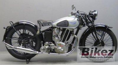 1936 Sarolea S6