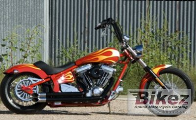 2008 Saxon Hot Rod Sceptre