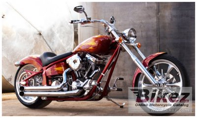 2010 Saxon Firestorm photo