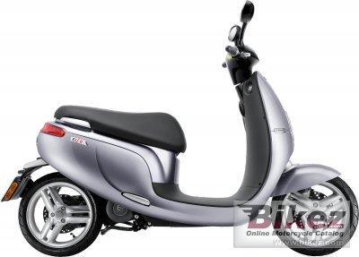 2021 Saxxx Ecooter E1R