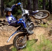 2008 Scorpa SY-250F Long Ride photo