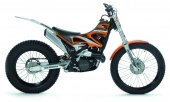 2010 Scorpa SR 125-2T Long Ride