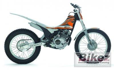 2010 Scorpa SY-125FR