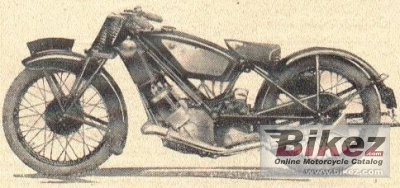1934 Scott Super Squirrel