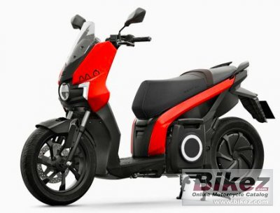 2021 Seat MO eScooter 125