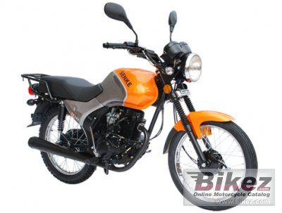 2011 Senke SK125(X)