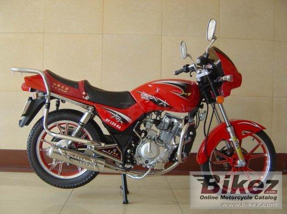 Shanyang SY125