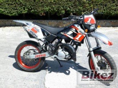 2004 Sherco Enduro 50 cc