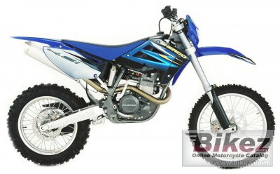 2005 Sherco 4.5i Enduro photo