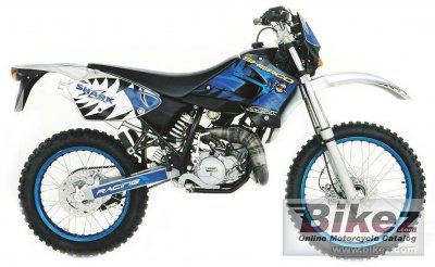 2005 Sherco Shark 50 CC Enduro photo