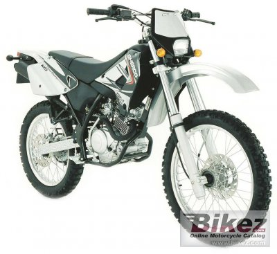 2005 sherco citycorp 125 enduro specifications and pictures. Black Bedroom Furniture Sets. Home Design Ideas