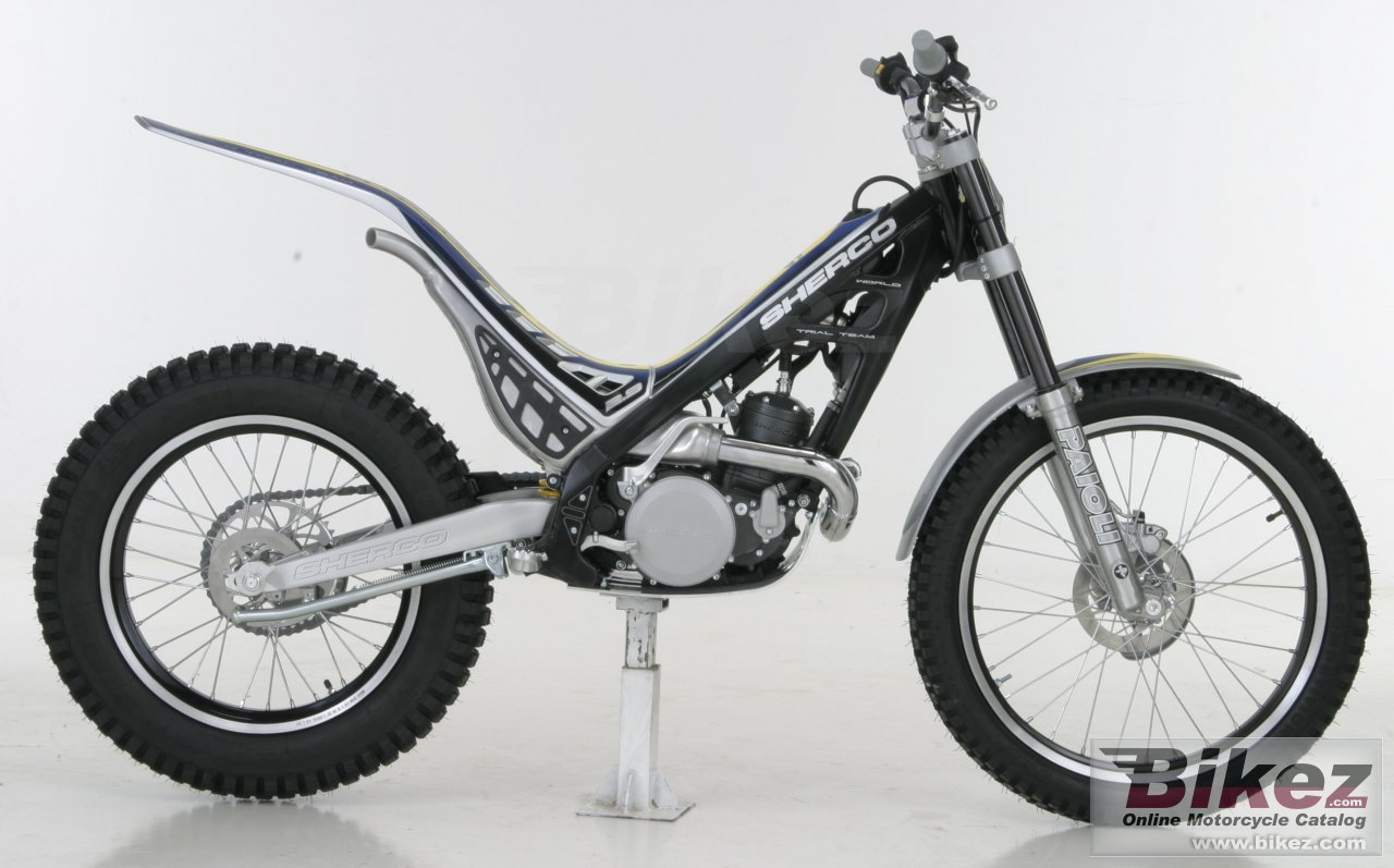 Big Sherco 1.25 picture and wallpaper from Bikez.com