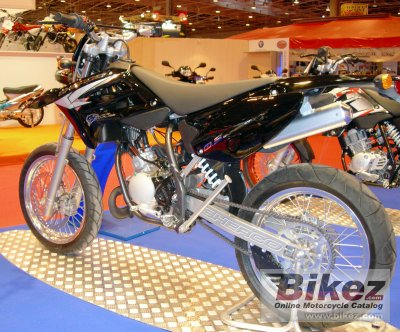 2006 Sherco Supermotard 50 cc photo