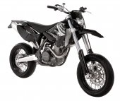 2007 Sherco 5.1i 4T Supermotard