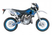 2007 Sherco 125cc Enduro Shark Replica