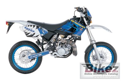 2007 Sherco 125cc Enduro Shark Replica photo