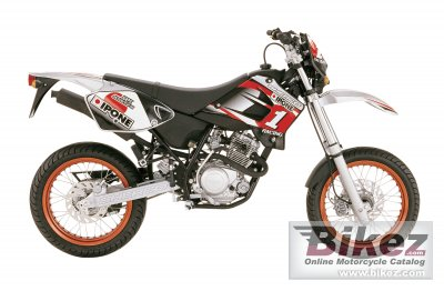 2007 Sherco 125cc SM Ipone Replica photo