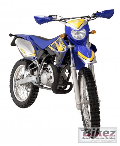 2007 Sherco 50cc Enduro photo