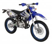2007 Sherco 50 Enduro Champion Replica