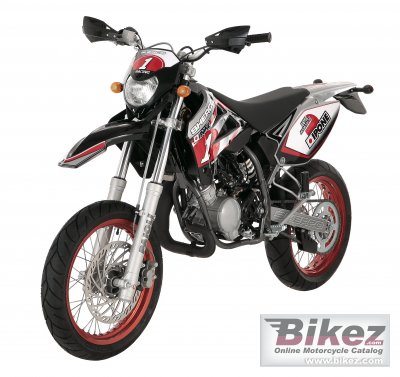 2007 Sherco 50cs SM Ipone Replica photo