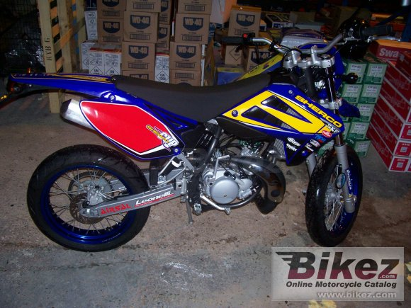 2007 Sherco 50cs SM Sherco Cup Replica photo