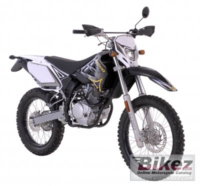 2008 Sherco 125cc Enduro photo