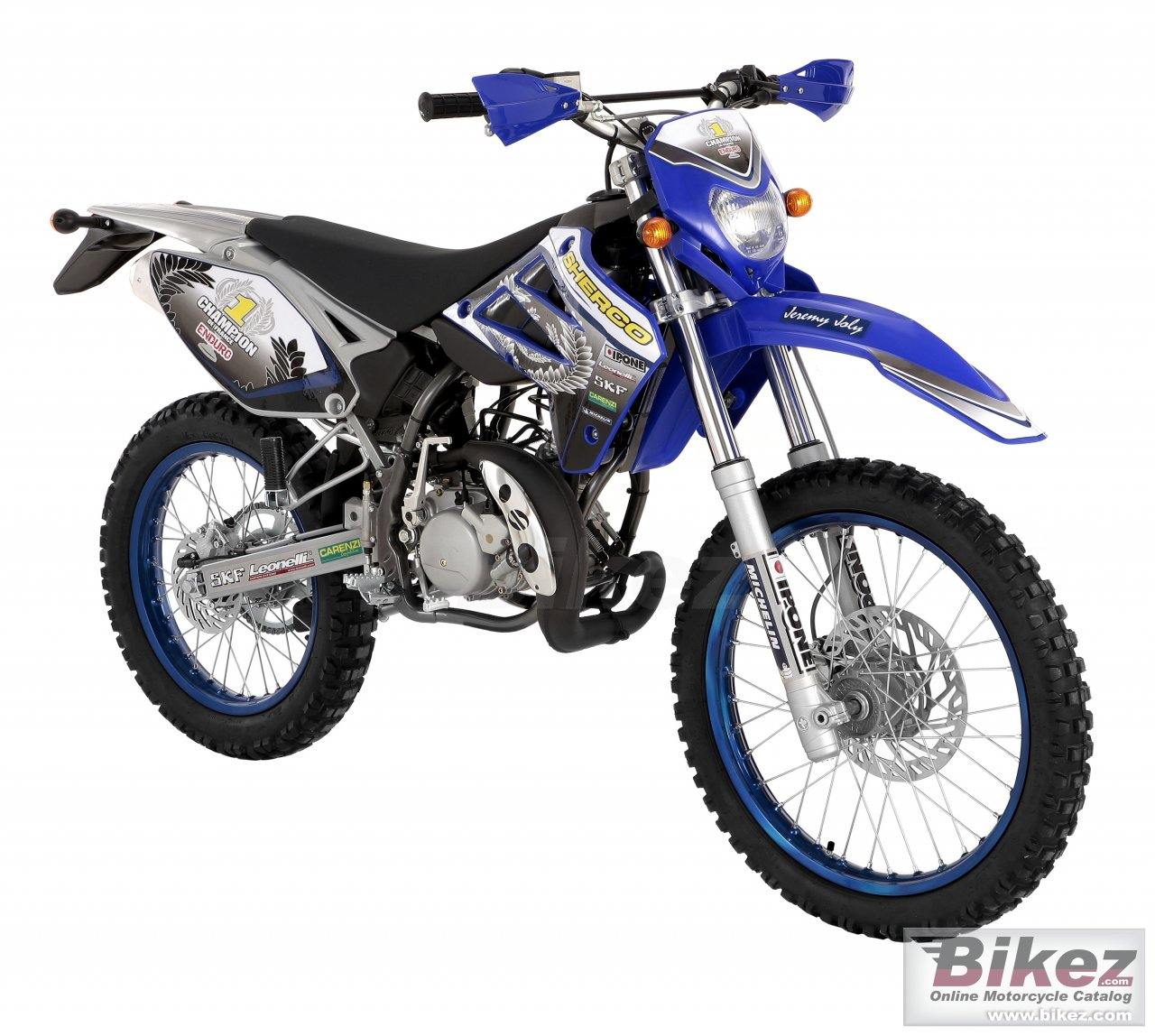 Sherco 50cc enduro champion replica
