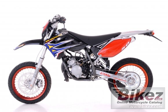 2008 Sherco 50cc Supermotard photo
