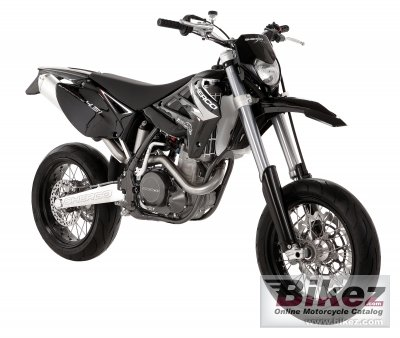 2008 Sherco 4.5 4T Supermotard