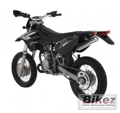 2009 Sherco SM 0.5 Black Panther photo