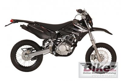 2009 Sherco SM 125-F specifications and pictures