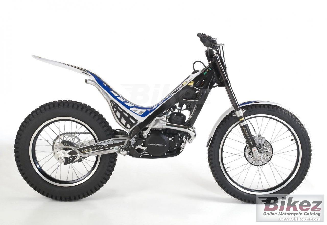 Big Sherco st 2.5 picture and wallpaper from Bikez.com