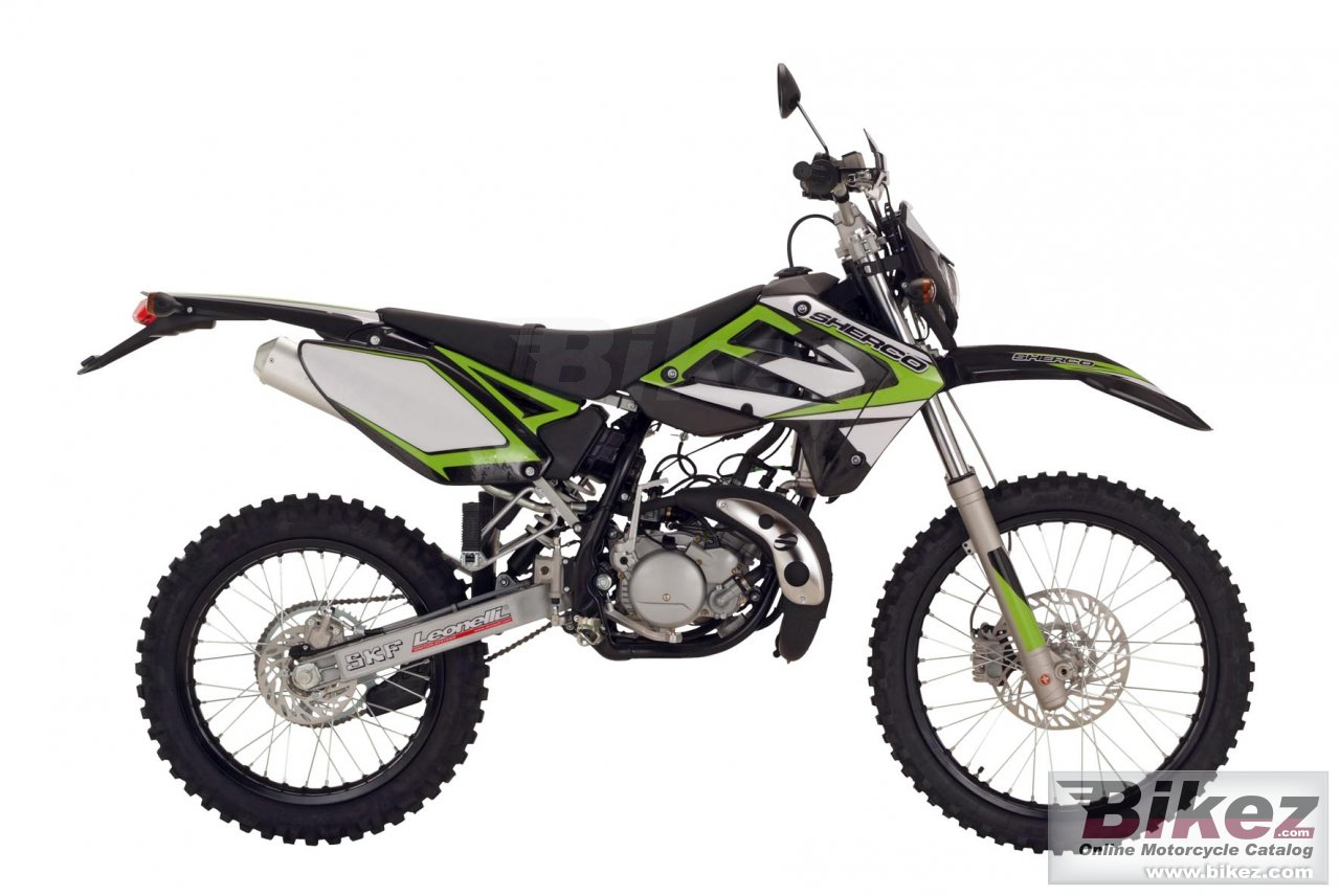 Big Sherco se 0.5 picture and wallpaper from Bikez.com
