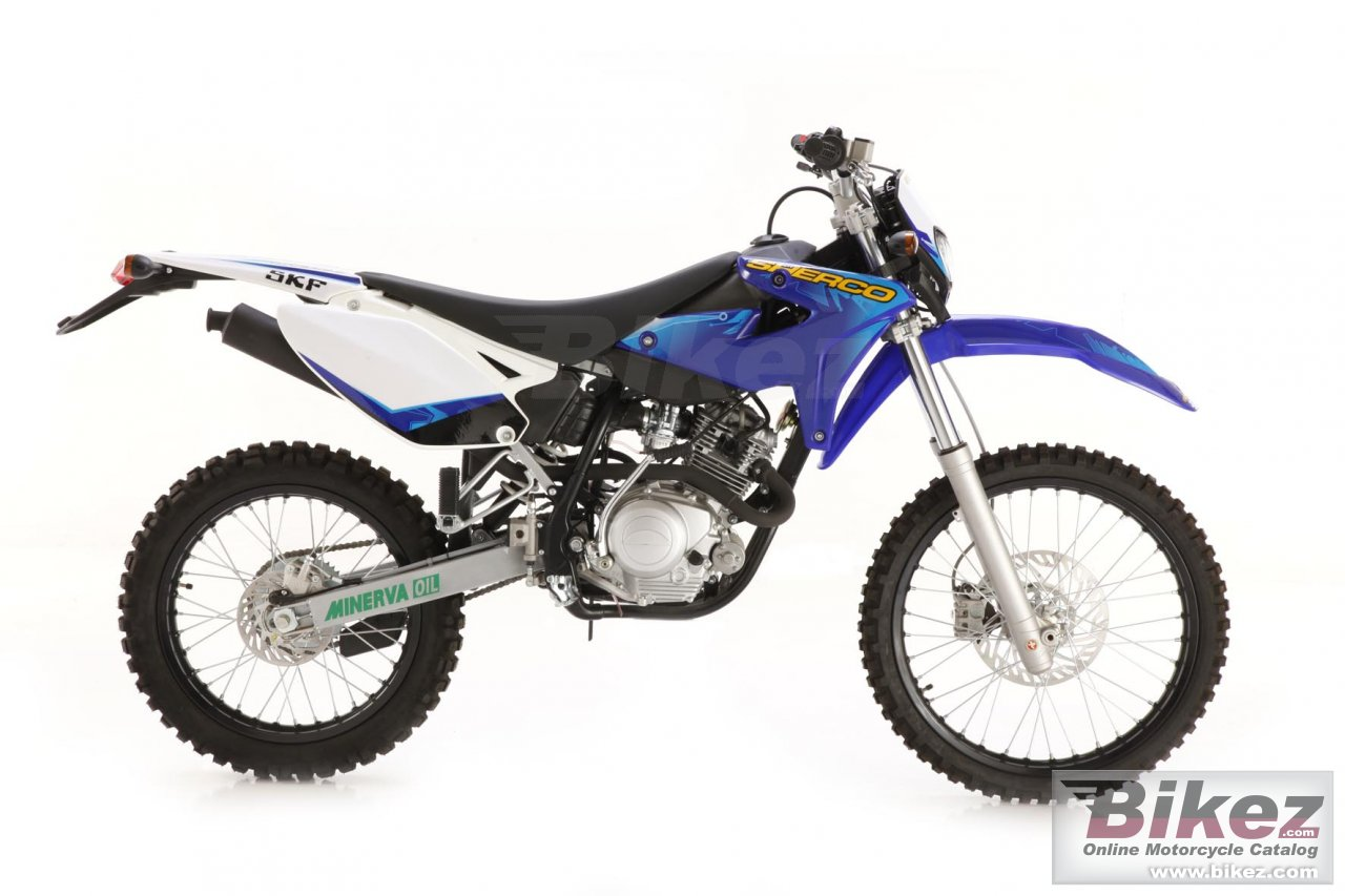 Big Sherco se 125-f picture and wallpaper from Bikez.com