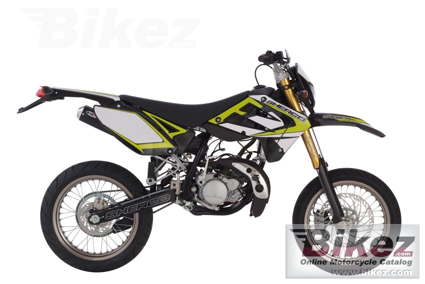 Big Sherco urban su 0.5 picture and wallpaper from Bikez.com