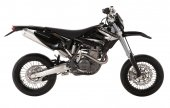 2010 Sherco SM 5.1i-F Black Panther