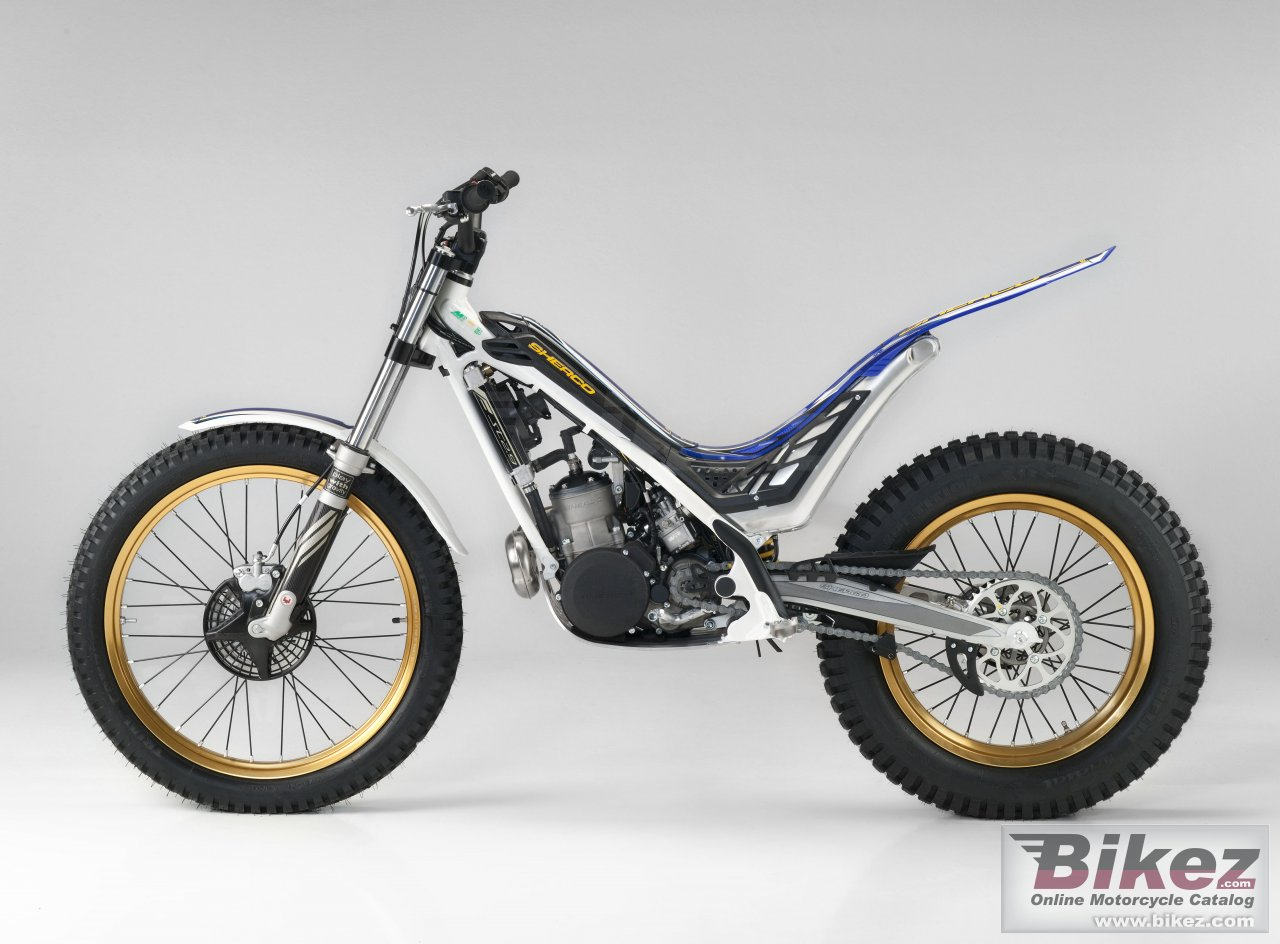 Big Sherco st 1.25 picture and wallpaper from Bikez.com