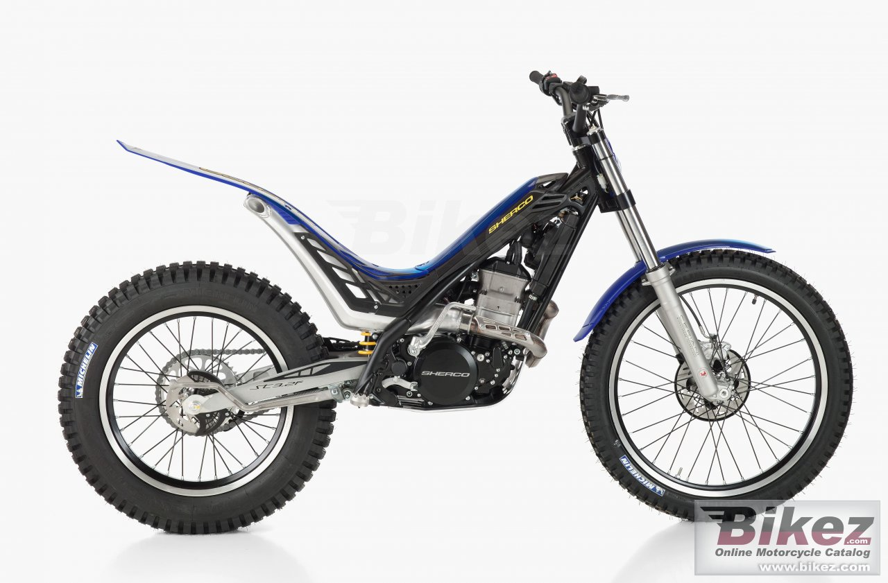 Big Sherco st 3.2 f picture and wallpaper from Bikez.com